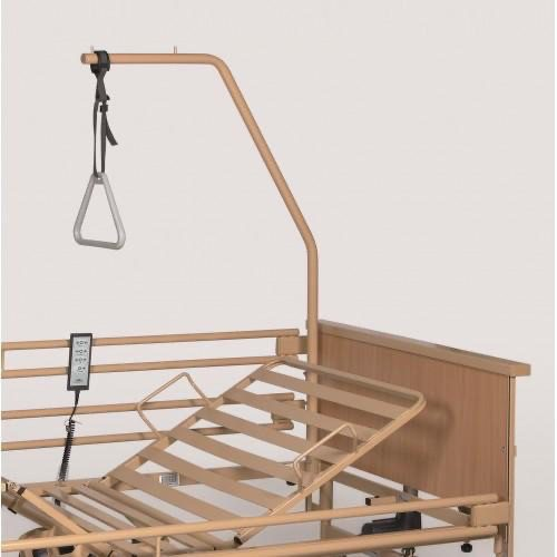 Homecare Bed - Electric - L5 - Removable Lifting Pole