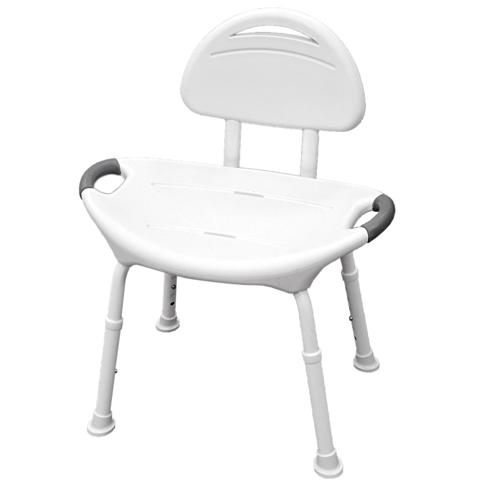 Shower Chair - Dura with backrest